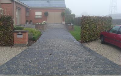Van Houtte Davy BV - Opritten & terrassen