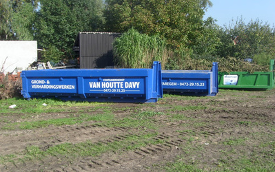 Van Houtte Davy BV - Containerdienst